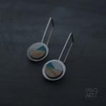 Геометрични обеци 25