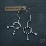 Обеци DOPAMINE