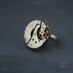 Steampunk пръстен 318