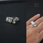 Steampunk пръстен 323
