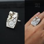 Steampunk пръстен 324