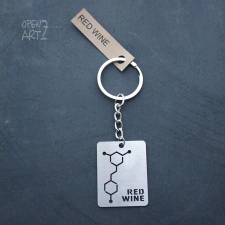 Ключодържател Red wine